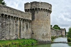 Medieval walled town of Guerande - Remparts de Guérande (France) (marechal jacques) Tags: guérande loire loireatlantique france castles castell ruins towers middle ages fortresses history historical mediaeval châteaux forteresses fortifications ruines moyenage médiévales donjons remparts ramparts fortifiées forts histoire citadelles schlösser schlosses burgen kasteel castel ruin fortress zitadelle geschichte stadtmauern mittelalterlichen mittelalter tours