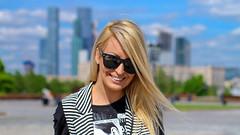 20170530Jovana. Park Pobedi-6 (OlegZaytsev) Tags: парк победы девочка модель на природе сити блондинка russian girl moscow2017 model beauty
