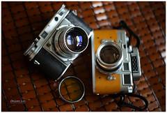 Voigtlander Prominent Nokton 50mm f1.5 (攝影安仔) Tags: enna optik lordon 50mm f19 sony a7ii ennaoptiklordon50mmf19 sonya7ii