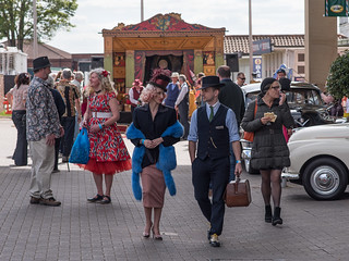 Rolling back the years at York Racecourse