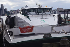 "Sydney Ferries ""Marjorie Jackson"" (coghilla) Tags: sydney ferries marjoriejackson nsw transport ferry cataraman harbour city milsons point"