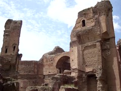 Caracalla Thermen (Jens-Olaf) Tags: caracalla thermen rom