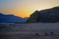 Amanecer en Wadi Rum #jordania #WadiRum (Carlos Manzanera) Tags: jordania wadirum