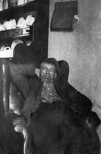 Uncle Geordie 1950s