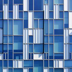 UK - London - Greenwich Peninsula - Peninsula Place 01_sq_DSC4157 (Darrell Godliman) Tags: uklondongreenwichpeninsulapeninsulaplace01sqdsc4157 terryfarrell farrellandpartners facade glass blue dwwg windows window peninsulaplace greenwich london