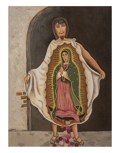 Autor: IXMAEL MARTINEZ IBARRA, El Ayate  50x40 cm