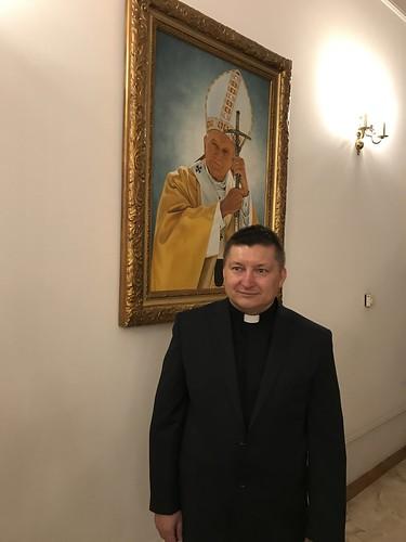 Abp Andrzej Józwowicz, nowo mianowany nuncjusz apostolski w Rwandzie