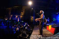 XAVIER RUDD - Parco Tittoni, Desio (MB) 14 June 2017 ® RODOLFO SASSANO 2017 25 (Rodolfo Sassano) Tags: xavierrudd concert live show parcotittoni desio barleyarts songwriter singer australianmusician multiinstrumentalist folk blues indiefolk reggae folkrock liveinthenetherlandstour