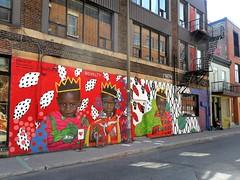 Royalty (navejo) Tags: montreal quebec canada royal mural festival