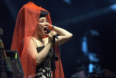 """Little Dragon - Sonar 2017 - Viernes - 2 - M63C5160 • <a style=""""font-size:0.8em;"""" href=""""http://www.flickr.com/photos/10290099@N07/34551169443/"""" target=""""_blank"""">View on Flickr</a>"""