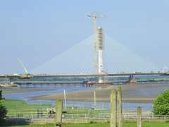 DSCF0701E Mersey Gateway Bridge (Anand Leo) Tags: merseygatewaybridge rivermersey widnes halton runcorn