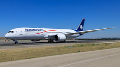 AeroMexico Boeing B787-9 N183AM (SjPhotoworld) Tags: spain espana espagna madrid madridairport mad lemd airport n183am airliner aviation aircraft airplane airline avgeek airliners airlines arrival passenger plane passengerjet planespotting people canon challenge departure taxiway taxi boeing boeingb787 dreamliner b787900 longhaul aeromexico am amx mexico fr24 flickr flickrelite