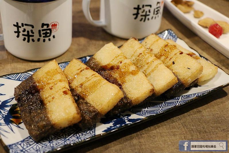 中國大陸人氣烤魚登台探魚台中公益店051