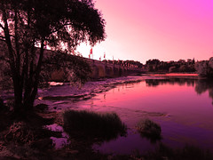 Sunset on the Loire (François Tomasi) Tags: fleuve loire sunset sunrise yahoo google flickr villedetours indreetloire touraine colors color couleurs couleur reflex nikon reflection mai 2017 pointofview pointdevue pov ciel photo photography photographie photoshop lights light