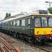 121034 W55034 Bubble Car Farewell Chiltern Railways Princes Risborough 19.05.17