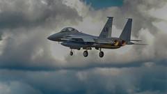 312 (_J @BRX) Tags: april2017 48thfighterwing 48fw usaf unitedstatesairforce us raflakenheath ln suffolk england uk fighter jet aviation aeroplane airplane usa av f15 mcdonnelldouglas boeing eagle strikeeagle f15e
