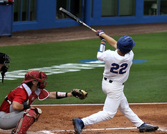 JJ Schwarz (dbadair) Tags: florida gators uf university sec baseball ncaa regionals gainesville 2017 college world series winners first national title omaha