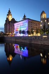 0240 (ElitePhotobox2) Tags: liverpool light night reflections graces liver building colour three 3 krita linux
