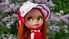 Miss Strawberry Shortcake, all grown up!