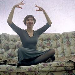 Anya Gestures (stillphototheater) Tags: 1999 anya novosibirskrussia stillphototheater