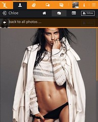 """Adriana Lima born June 12, 1981) is a Brazilian #model and #actress, best known as a #Victoria's #Secret #Angel, since 1999 (being their longest-running model and named """"the most valuable Victoria's Secret Angel"""" in 2017), as a spokesmodel for Maybelline (xuniting1) Tags: secret whitetop brunette shorttop fashion actress whitecoat victoria blackpanties beachfashion messyhair angel model longsleeves"""
