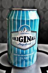 Original Long Drink (Lonkero) (Arto Katajamaa) Tags: lonkero hartwall original ginlongdrink longdrink madeinfinland icecold saturdaydrink saturday suomi finland athome samsunggalaxys7 55