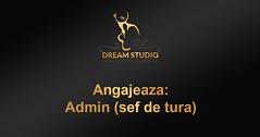 Dream Studio Videochat Bucuresti angajeaza - admin (sef de tura) - www.dream-studio.ro (Dream Studio Videochat Bucuresti) Tags: admin sefdetura angajaribucuresti jobbucuresti angajaristudiovideochat videochatbucuresti