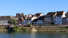 Vacances_0056 (Joanbrebo) Tags: chalonsursaône bourgognefranchecomté francia fr saône rio river riu cityscape canoneos80d eosd efs1855mmf3556isstm autofocus