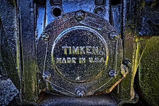 Railroad Car Roller Bearing