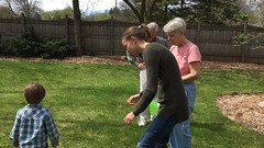 "Paul Hunts Easter Eggs with Grandma and Grandpa Morton • <a style=""font-size:0.8em;"" href=""http://www.flickr.com/photos/109120354@N07/34789157302/"" target=""_blank"">View on Flickr</a>"