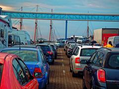 Waiting (mlbp372) Tags: ferry fähre schweden sassnitz warten waiting