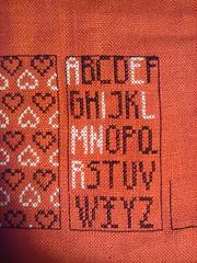 IMG_20170527_145209 (Kaleidoscoop) Tags: vakjeperweek borduren embroidery