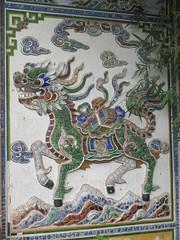 Nha Trang, Vietnam (rylojr1977) Tags: nhatrang city vietnam tourism animal horse temple religion mosaic