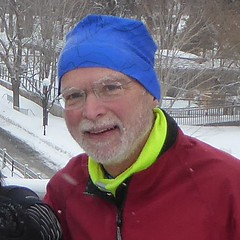 "Running Room (Slater St) February 5, 2017 - P1080387aa (ianhun2009) Tags: runningroom ottawaontariocanada winterrunning ""february5 2017"" ""running room slater street"" ""marathon clinic"" training run"" ""cold running"""