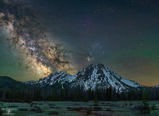 McGown Peak Milky Way