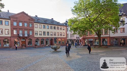 Leichplatz am Mainzer Dom