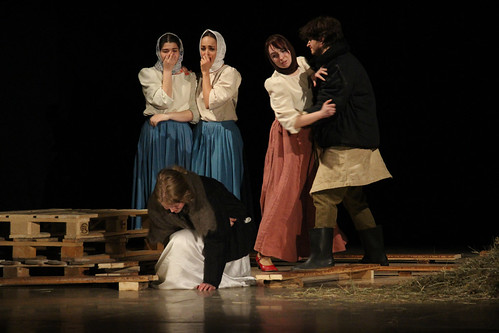 Молодежный театр Underground Одна абсолютно счастливая деревня (15)