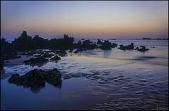 El discurso de la primera luz (antoniocamero21) Tags: amanecer paisaje marina arena agua rocas color foto sony trengandín noja cantabria