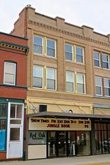 Grand Theatre, Red Oak, IA (Robby Virus) Tags: redoak iowa ia grand theatre theater cinema movies facade