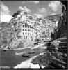 riomaggiore (gerhard.haindl) Tags: blackandwhite bnw landscape monochrome italy hasselblad analog ilford planar scan carlzeiss xf hasselblad503cx
