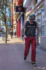 _MG_9448_edit. (J.G.F - Semeyes) Tags: xixón gente street people music rock metalica