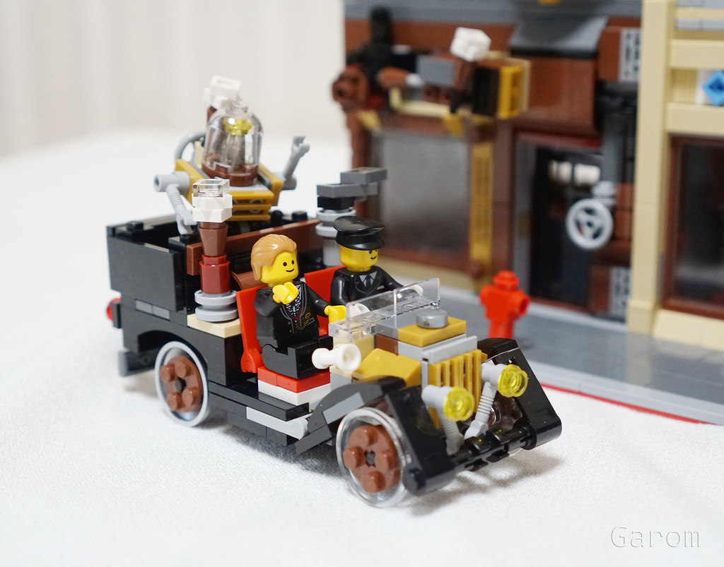 The World's most recently posted photos of 10232 and lego - Flickr