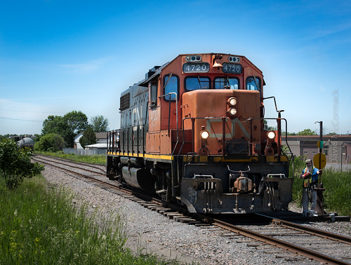 CN 589 Switching in Arnprior