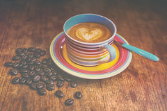 chocolate beans (gian_tg) Tags: chocolate smileonsaturday chocolatebeans stilllife coffeeart