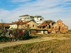 IMG_20170225_164739 (storvandre) Tags: storvandre lombardia lombardy countryside campagna nature landscape road zibido milano parco agricolo