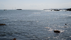 光る海 (kasa51) Tags: sea ocean twinkle glow choshi chiba japan light coast beach