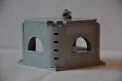 10 min build: German ww1 Pillbox (Linus(SirBrick)) Tags: ww1 thegreatwar war lego trenchwarefare 10minbuild superduper