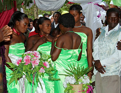 Uganda Wedding (cowyeow) Tags: dancing uganda wedding village africa african party marriage guests family africanwedding happy friends women girls rural traditional reception celebrate celebration girl woman dance sexy pretty beautiful tease rhythm ceremony younggirls teenage green limegreen lime applegreen