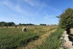 118 Carnac - Alignements du Menec (Photos et Voyages) Tags: carnac morbihan bretagne alignements menec menhir