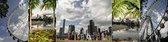 Brisbane panorama III (Josué Godoy) Tags: australia brisbane city ciudad ville cityscape